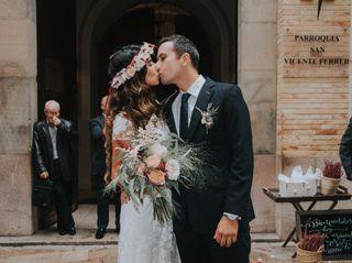 La boda de Sabrina y Luis