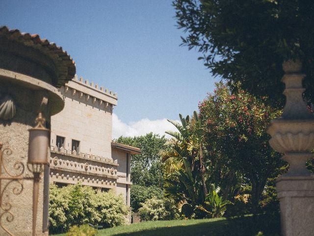 La boda de David y Andrea en Vigo, Pontevedra 1