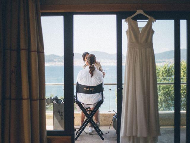 La boda de David y Andrea en Vigo, Pontevedra 15