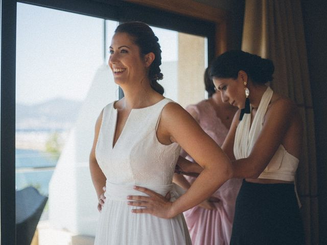 La boda de David y Andrea en Vigo, Pontevedra 39