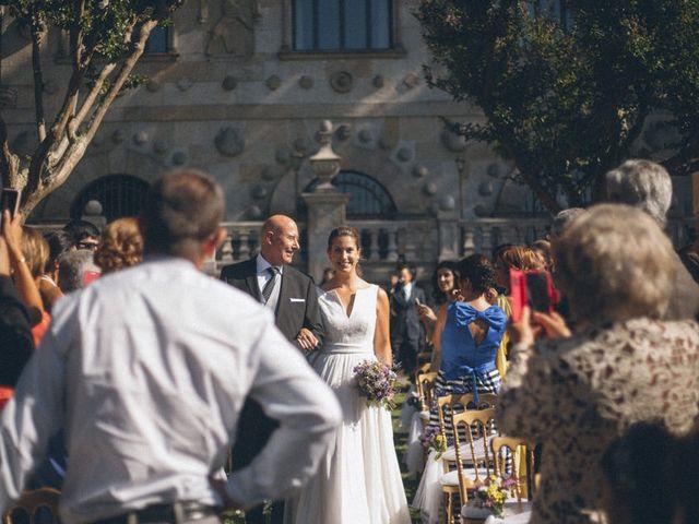 La boda de David y Andrea en Vigo, Pontevedra 64