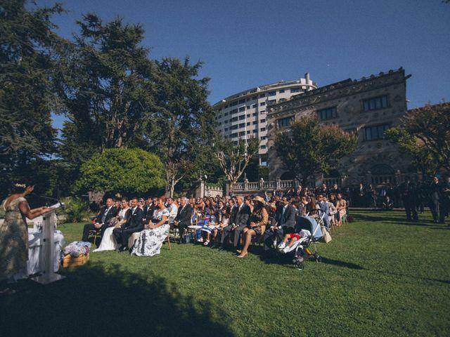 La boda de David y Andrea en Vigo, Pontevedra 70