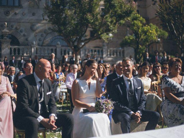 La boda de David y Andrea en Vigo, Pontevedra 73