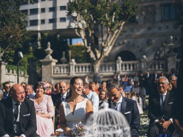 La boda de David y Andrea en Vigo, Pontevedra 75