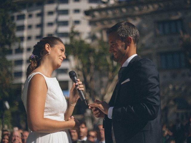 La boda de David y Andrea en Vigo, Pontevedra 78