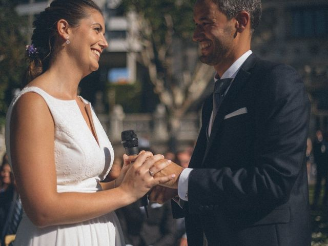 La boda de David y Andrea en Vigo, Pontevedra 79