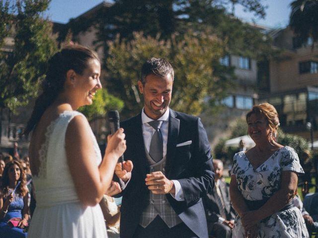 La boda de David y Andrea en Vigo, Pontevedra 80