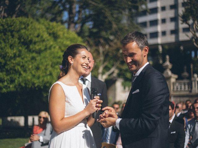 La boda de David y Andrea en Vigo, Pontevedra 81