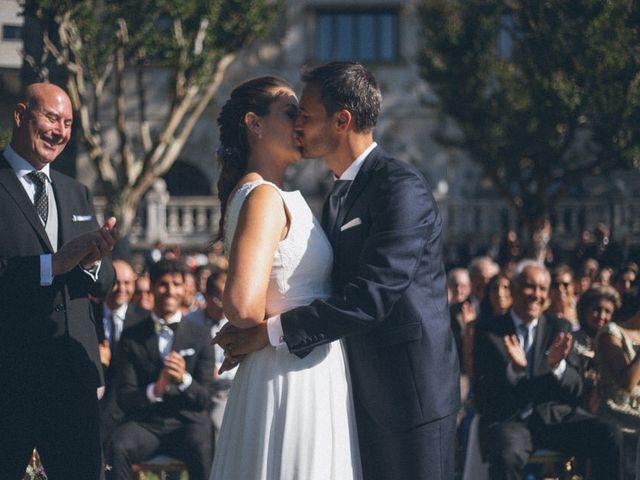 La boda de David y Andrea en Vigo, Pontevedra 82