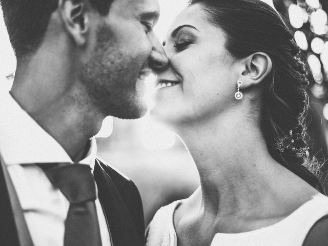 La boda de Andrea y David