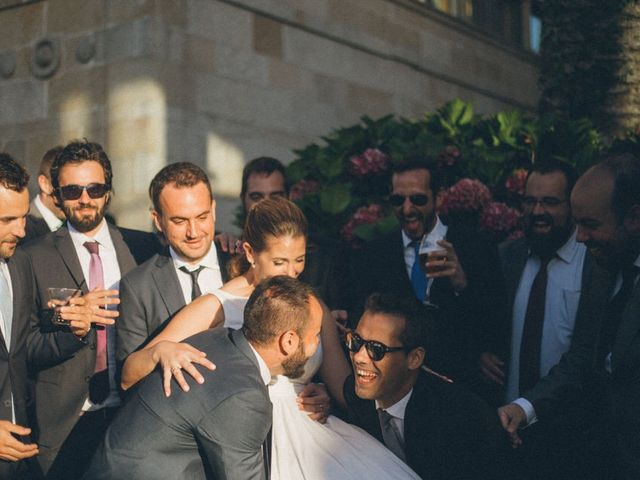 La boda de David y Andrea en Vigo, Pontevedra 120