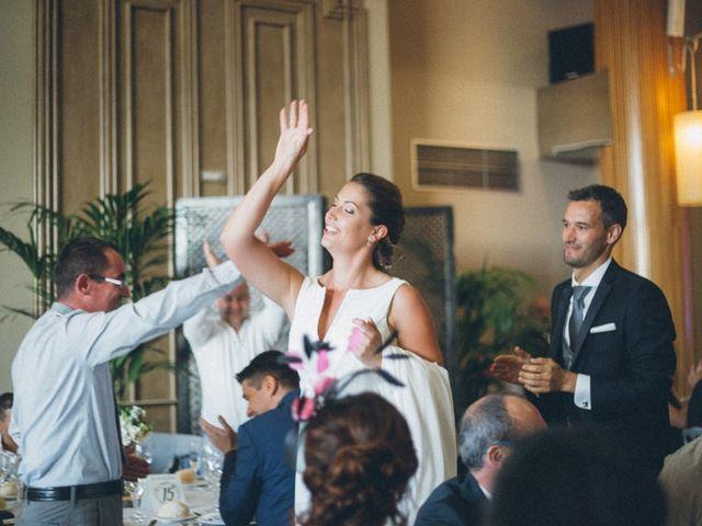 La boda de David y Andrea en Vigo, Pontevedra 123