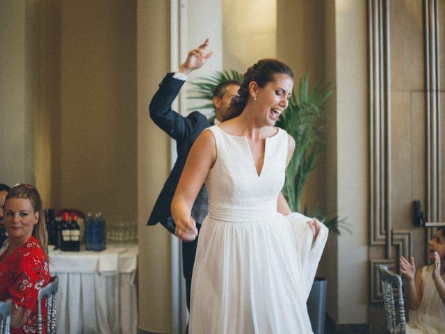 La boda de David y Andrea en Vigo, Pontevedra 124