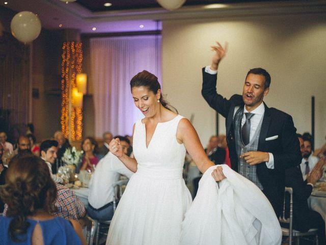 La boda de David y Andrea en Vigo, Pontevedra 125