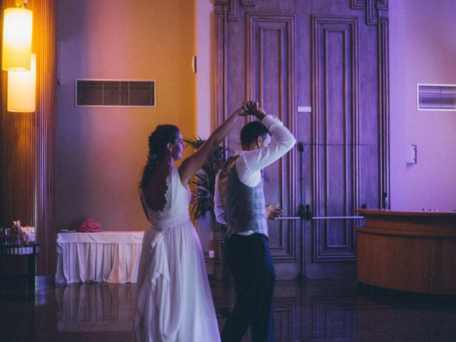 La boda de David y Andrea en Vigo, Pontevedra 140