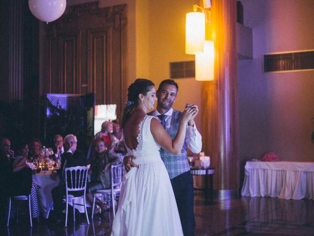La boda de David y Andrea en Vigo, Pontevedra 141