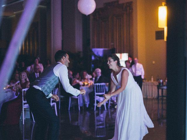 La boda de David y Andrea en Vigo, Pontevedra 142