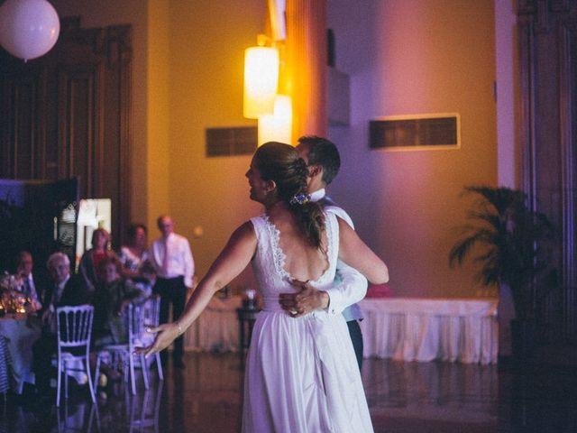 La boda de David y Andrea en Vigo, Pontevedra 144