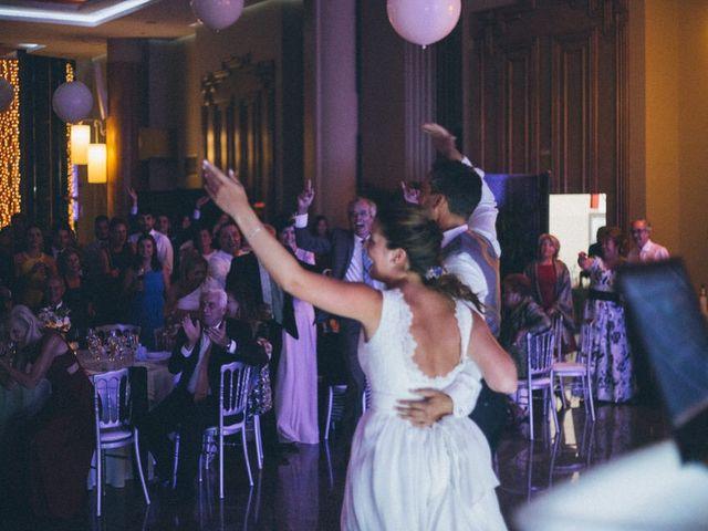 La boda de David y Andrea en Vigo, Pontevedra 145