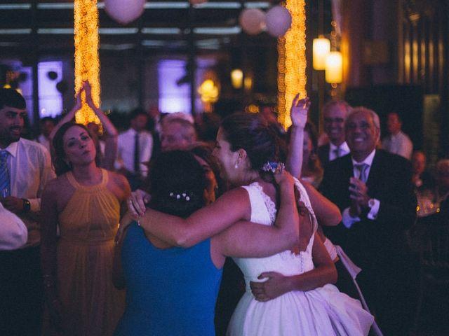 La boda de David y Andrea en Vigo, Pontevedra 147