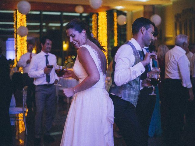 La boda de David y Andrea en Vigo, Pontevedra 151