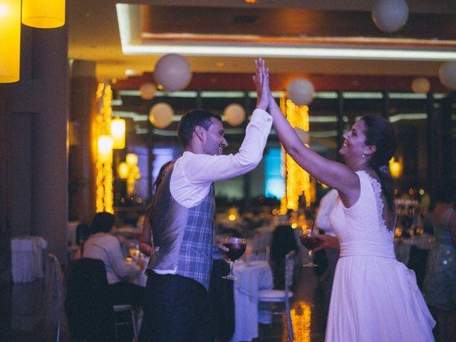 La boda de David y Andrea en Vigo, Pontevedra 152