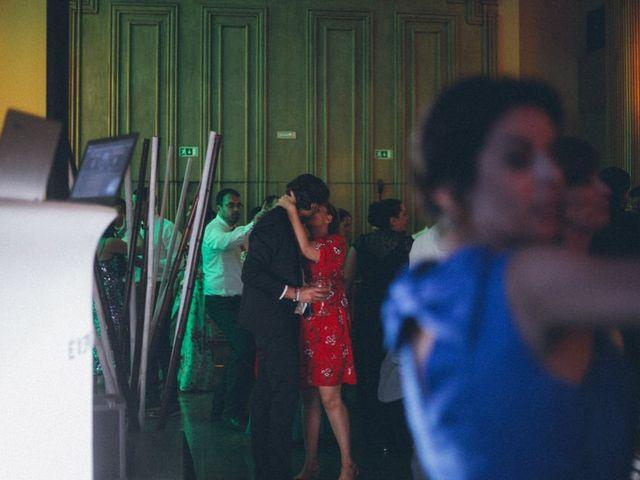 La boda de David y Andrea en Vigo, Pontevedra 153