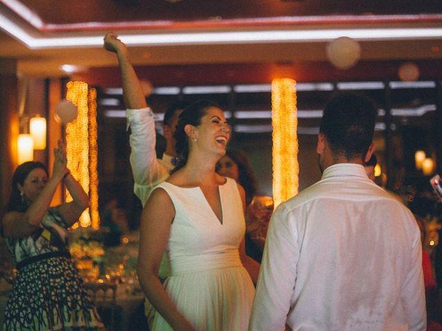 La boda de David y Andrea en Vigo, Pontevedra 154