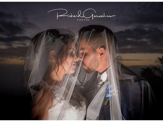 La boda de Josué y Abigail en Santa Cruz De Tenerife, Santa Cruz de Tenerife 1