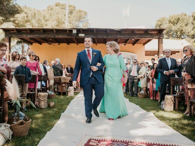 La boda de Antonio y Cristina en Almería, Almería 32