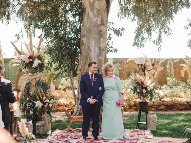 La boda de Antonio y Cristina en Almería, Almería 34