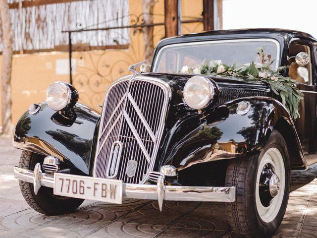 La boda de Antonio y Cristina en Almería, Almería 35