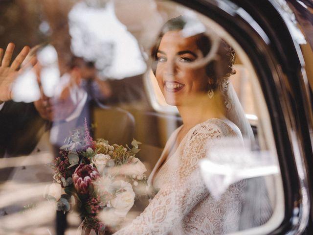 La boda de Antonio y Cristina en Almería, Almería 36