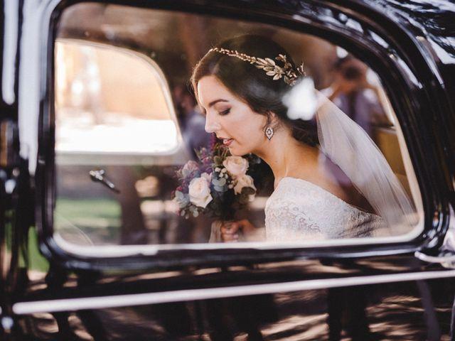 La boda de Antonio y Cristina en Almería, Almería 37