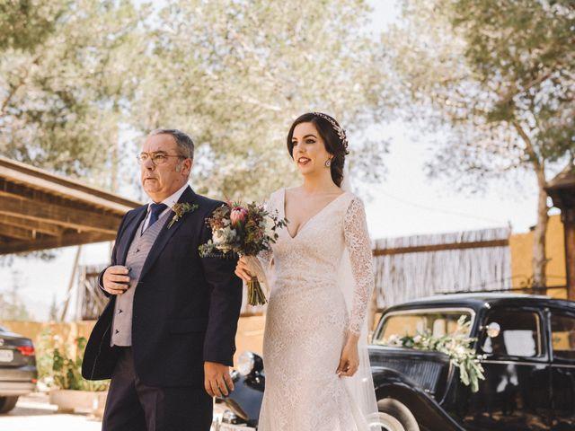 La boda de Antonio y Cristina en Almería, Almería 38