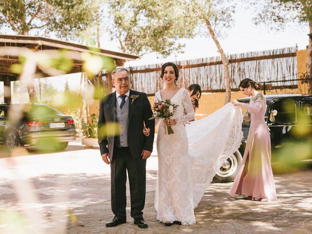 La boda de Antonio y Cristina en Almería, Almería 39