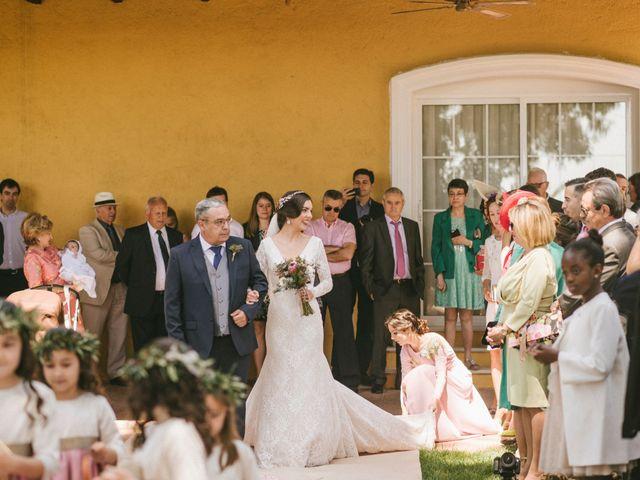 La boda de Antonio y Cristina en Almería, Almería 40
