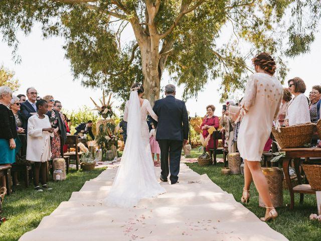 La boda de Antonio y Cristina en Almería, Almería 41