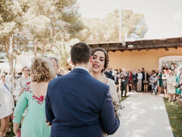 La boda de Antonio y Cristina en Almería, Almería 42