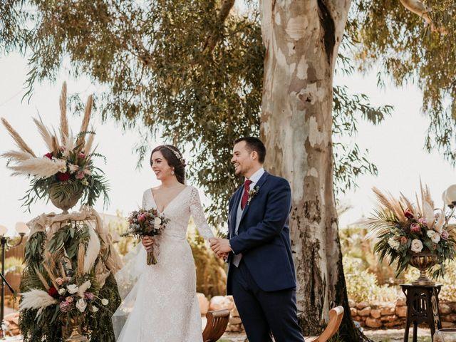 La boda de Antonio y Cristina en Almería, Almería 43