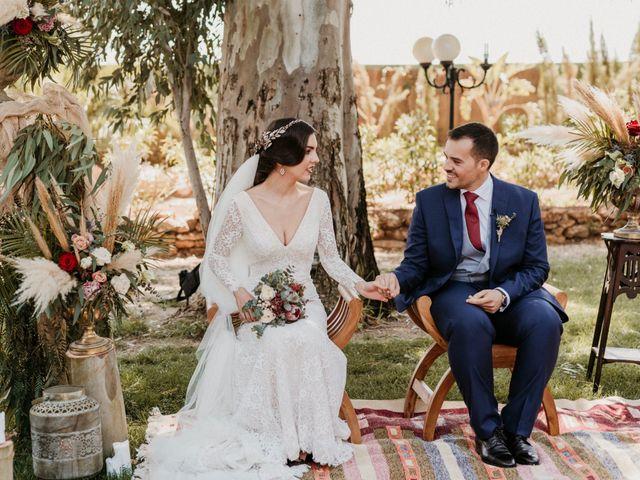 La boda de Antonio y Cristina en Almería, Almería 44
