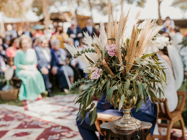 La boda de Antonio y Cristina en Almería, Almería 45