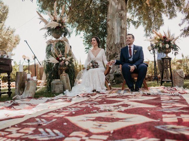 La boda de Antonio y Cristina en Almería, Almería 47