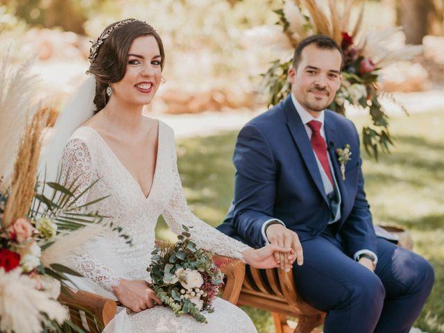 La boda de Antonio y Cristina en Almería, Almería 49