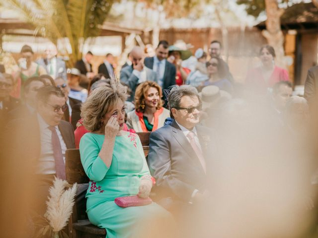 La boda de Antonio y Cristina en Almería, Almería 50