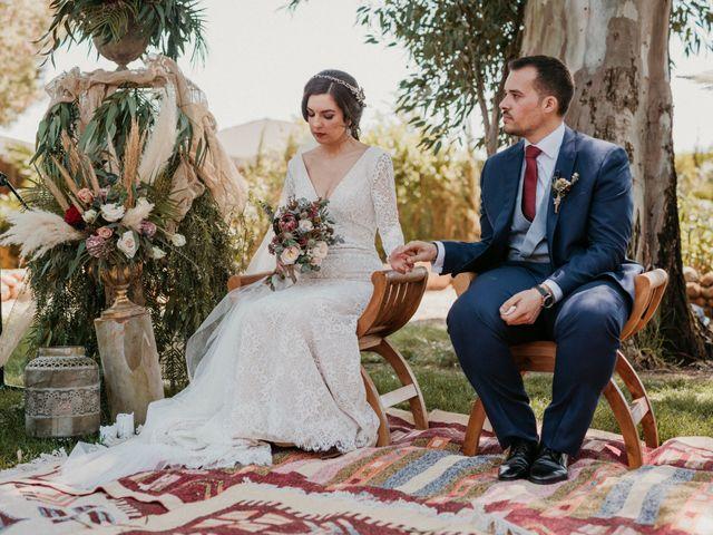 La boda de Antonio y Cristina en Almería, Almería 51