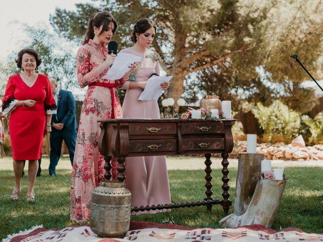 La boda de Antonio y Cristina en Almería, Almería 52