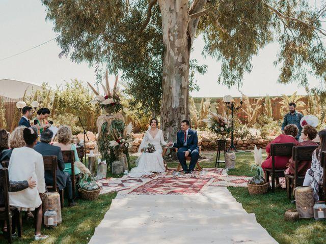 La boda de Antonio y Cristina en Almería, Almería 53