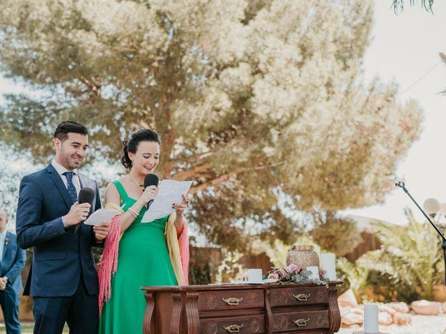 La boda de Antonio y Cristina en Almería, Almería 54