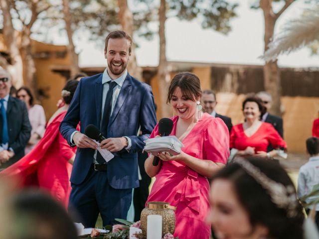 La boda de Antonio y Cristina en Almería, Almería 55